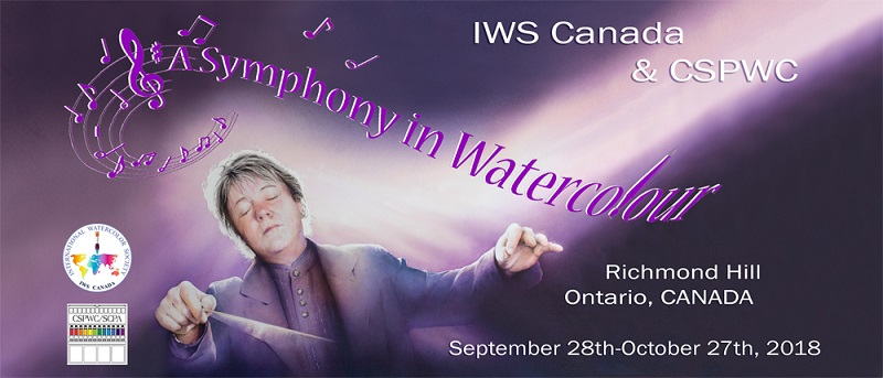 Symphony in Watercolour, Richmond Hill, Ontario, Canada