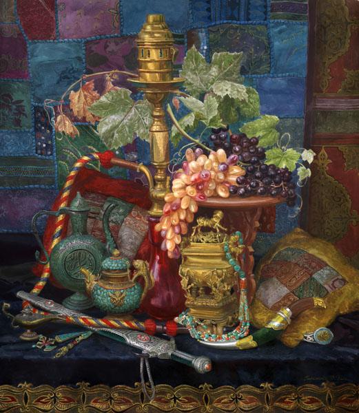 Кирьянова виктория искусство